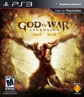God of War Ascension PS3-DUPLEX Game PS