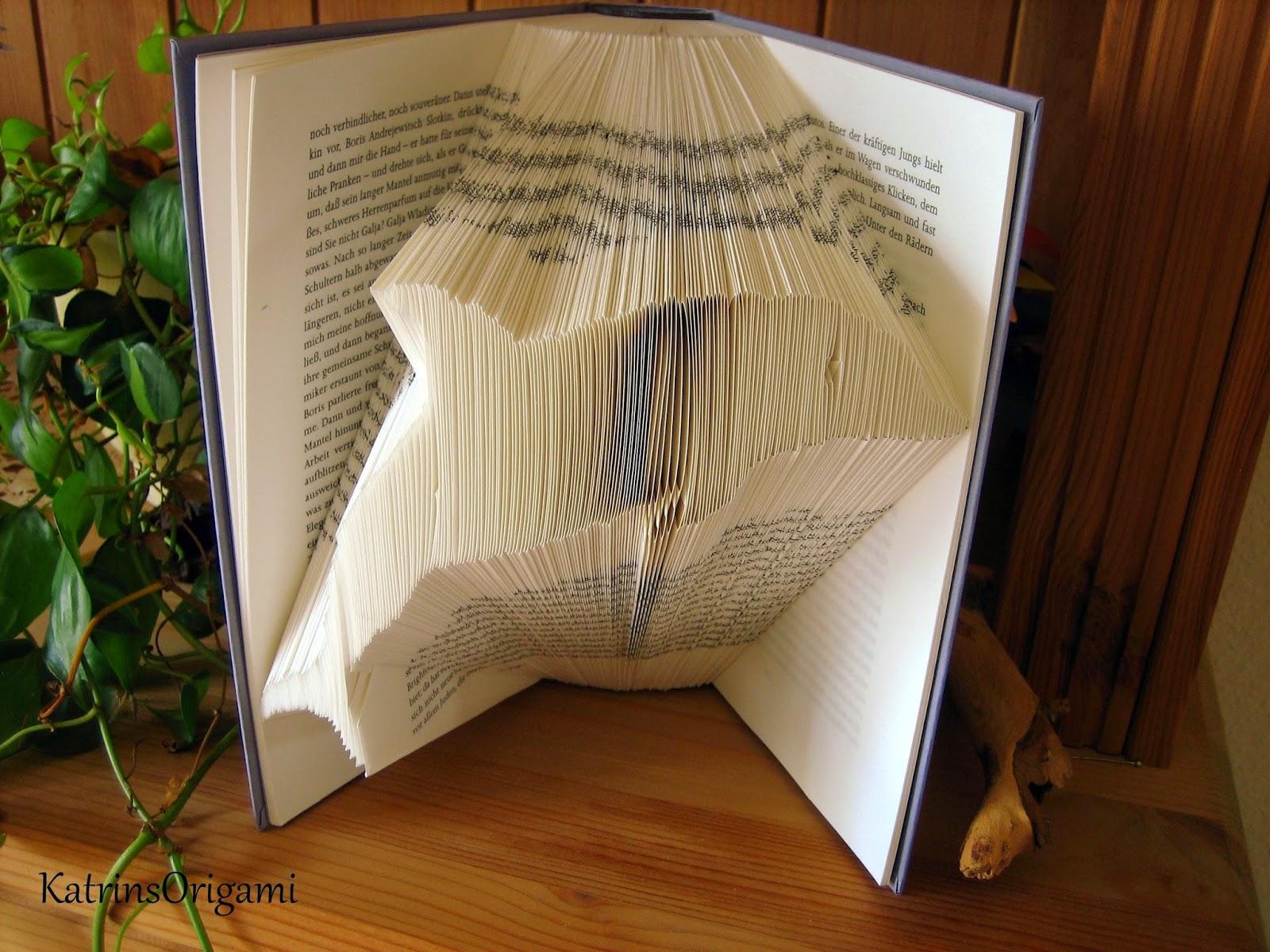 Bekannte Origami die Kunst des Papierfaltens: Book Art DI21