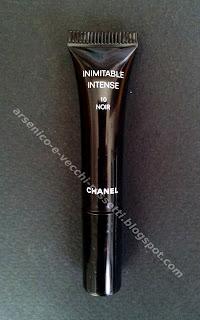 Chanel mascara Inimitable Intense Noir campione gratuito