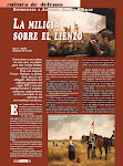 Entrevista en XXI LEGIO