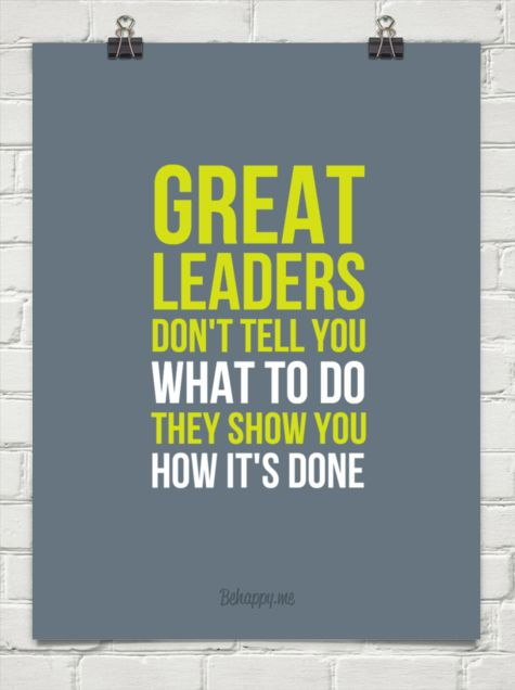 Motivational Quotes : Great Leader - Kshitij yelkar