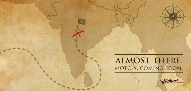Moto X Teaser