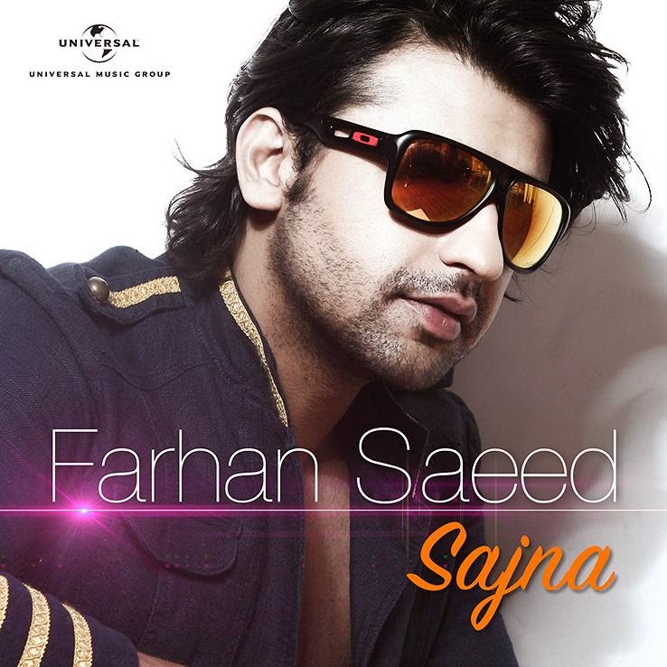 Sajna Chords - Farhan Saeed