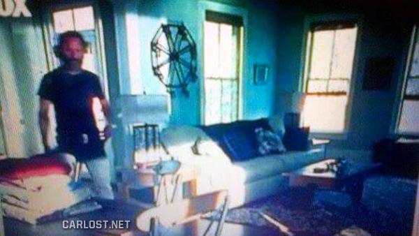"""The Walking Dead 5x12 """"Remember"""" Sneak Peeks, Promos y Spoilers Spoiler-The-Walking-Dead-5x12-Rick-Casa-Alexandria-Carlost.net-2015"""