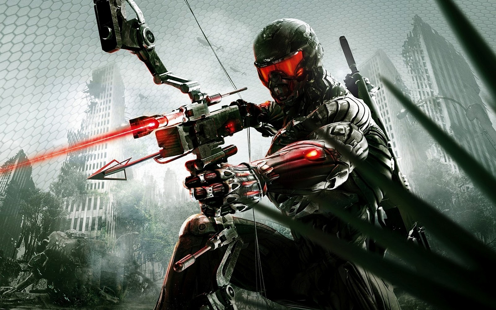 Central Wallpaper: Crysis 3 New Game HD Wallpapers and Dvd Cover