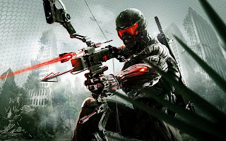 Crysis 3 Laser Sight Archer New Game HD Wallpaper