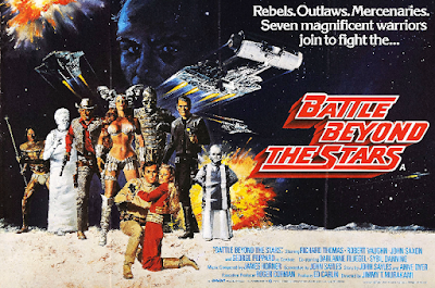 Chá de VHS - Battle Beyond the Stars
