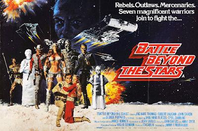 Chá de VHS - Battle Beyond the Stars
