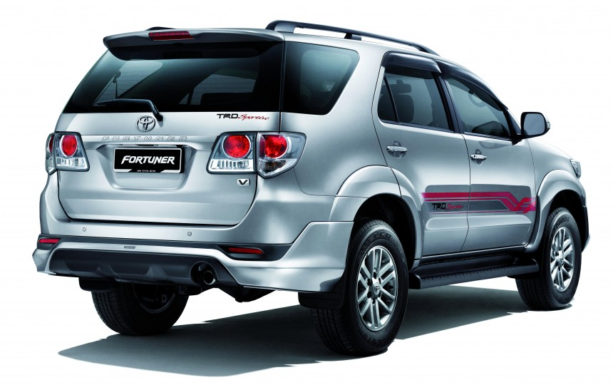 All New Toyota Fortuner 2014