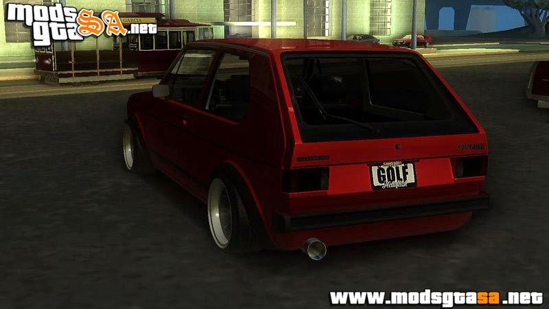 SA - Volkswagen Golf MK1 GTI