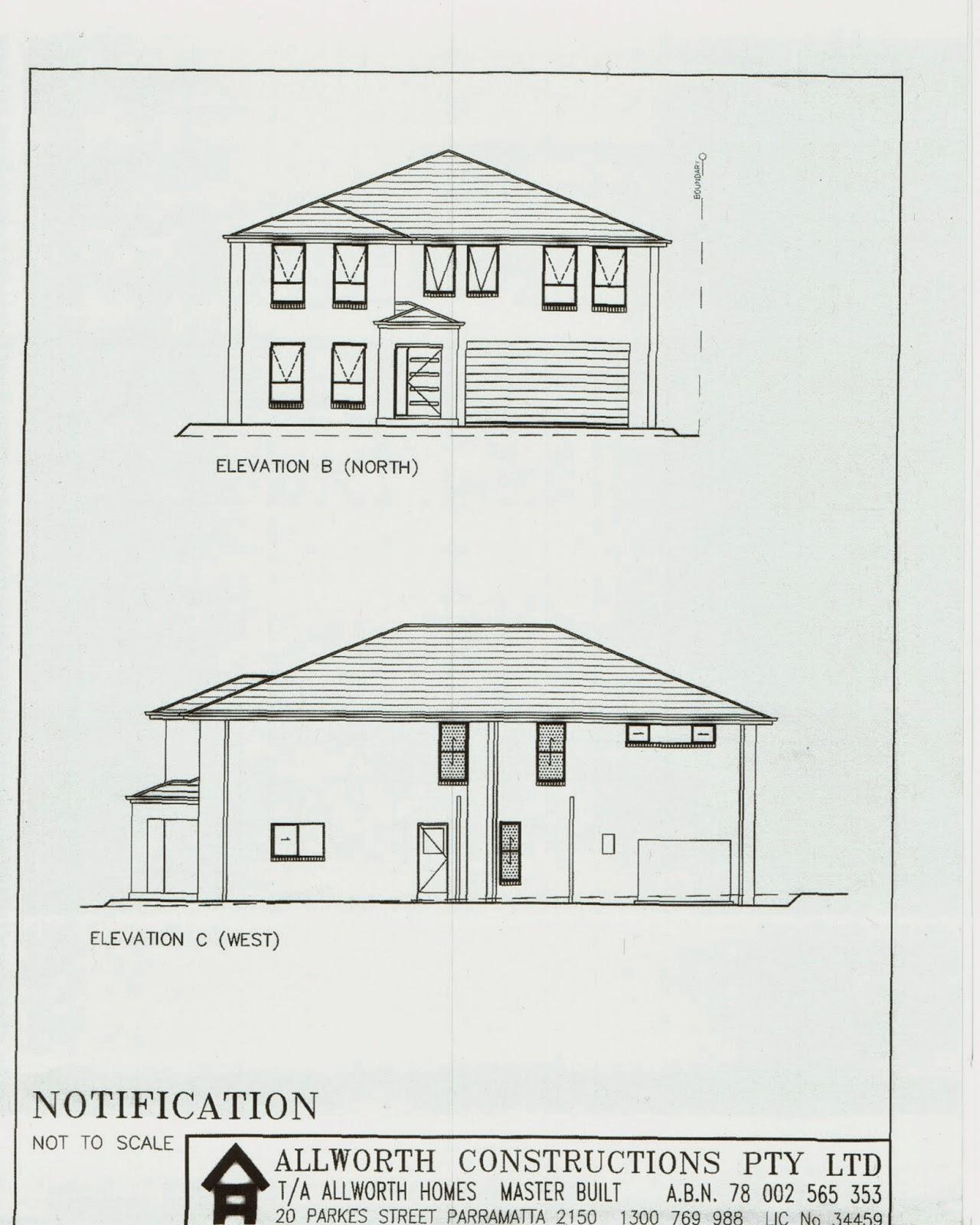 Allworth crescendo floor plans for Allworth home designs