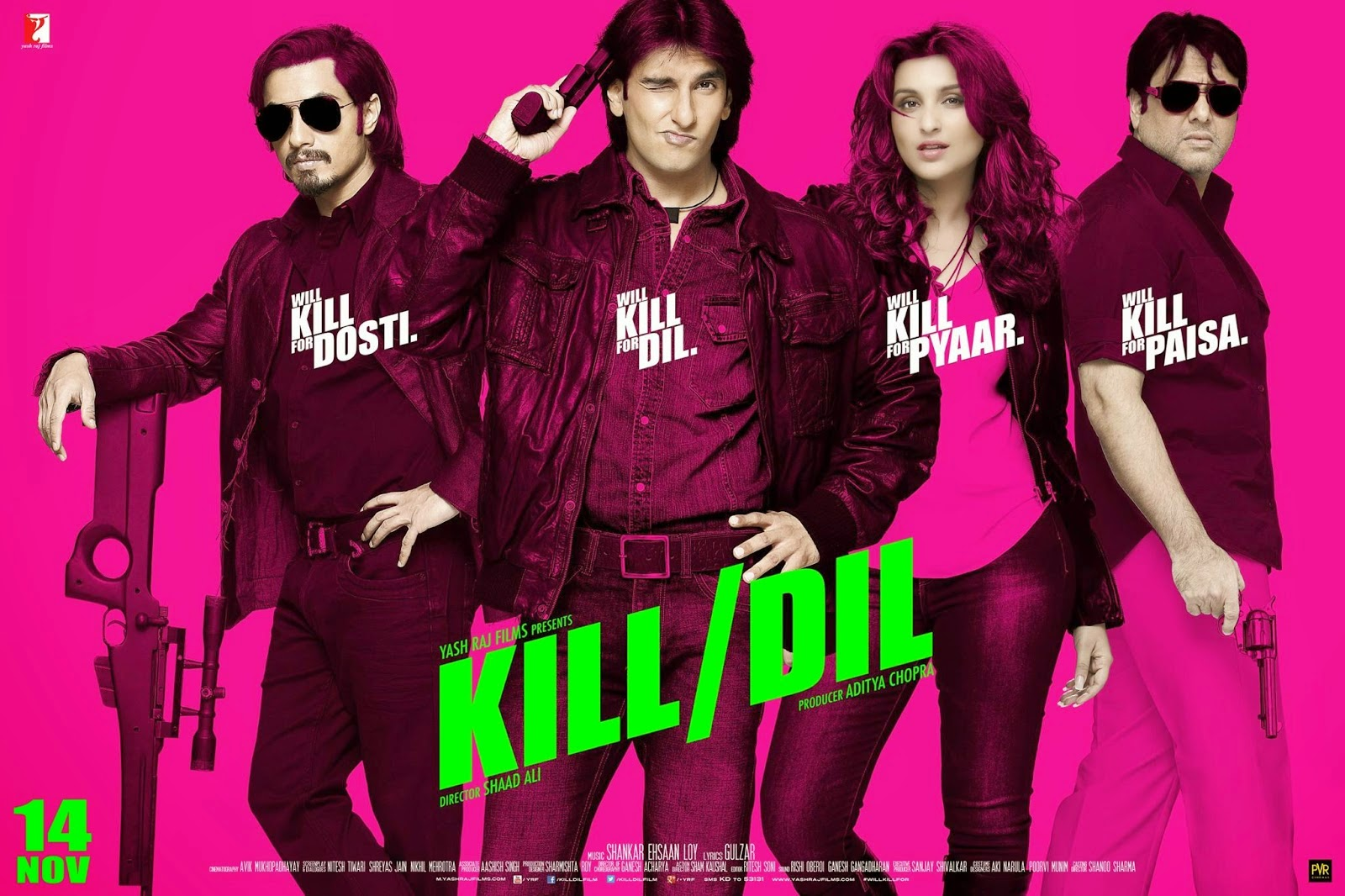Sweeta - Adnan Sami - Kill Dil - Song Lyrics | MP3 VIDEO DOWNLOAD