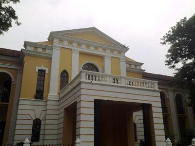 Maquinez Palace Goa