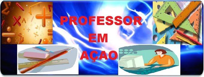 PROFESSOR EM AÇÃO