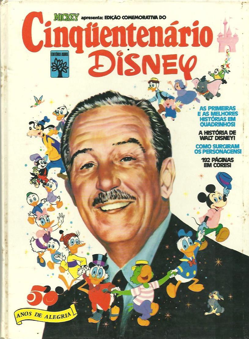 Disney, 50 anos