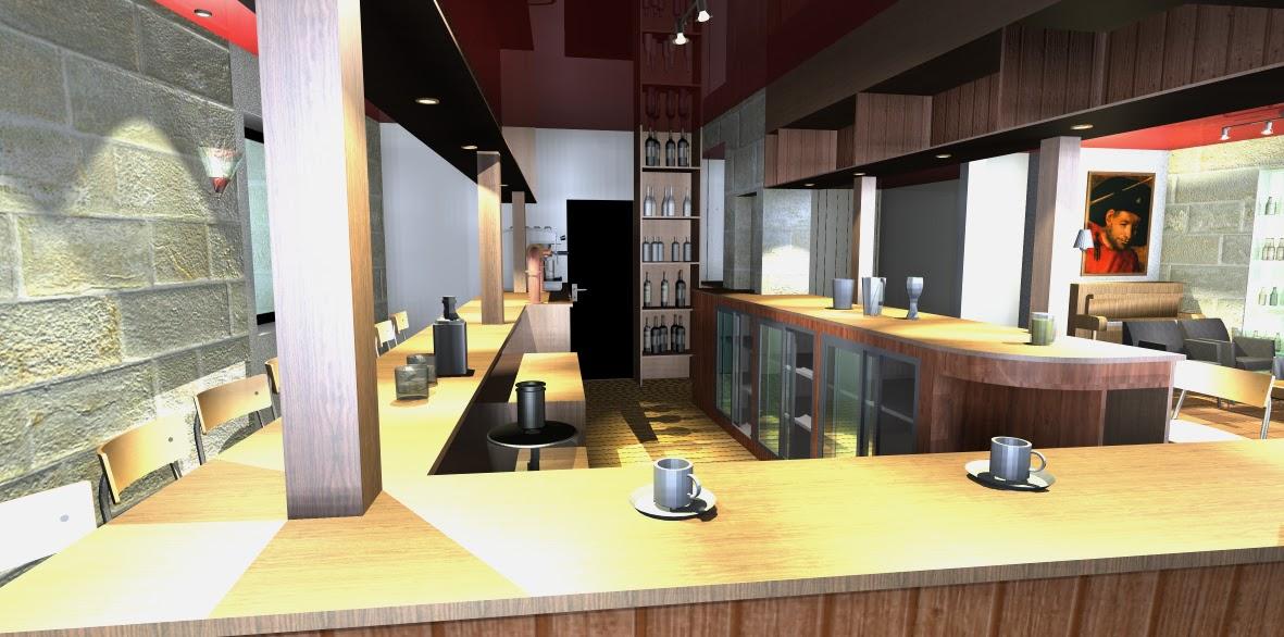 architecte p rigueux julien flahaut bar bergerac. Black Bedroom Furniture Sets. Home Design Ideas
