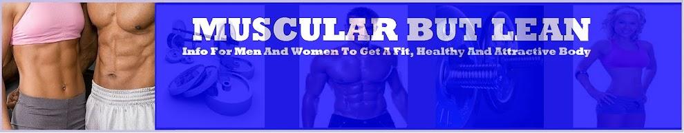 Diet plan for lean muscular body