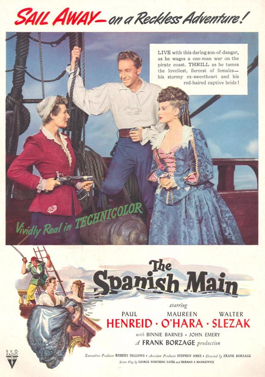 Los Piratas del Mar Caribe (1945)