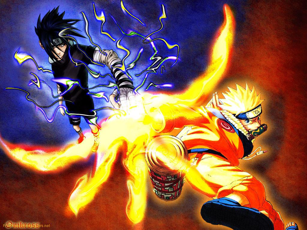 Fighting Naruto Shippuden Wallpapers  Naruto Shippuden Wallpapers