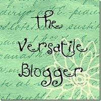 The Versatile Blogger award from Wanda,Julie and Kimberly