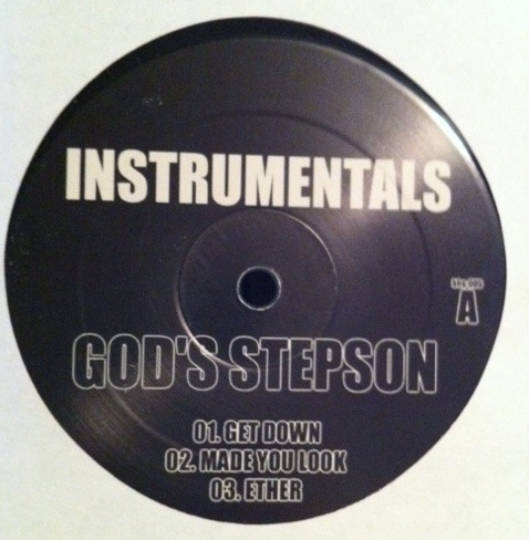 9th Wonder – Gods Stepson (Instrumentals) (2004) (192 kbps)