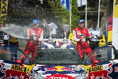 Campeón 2014 del WRC3