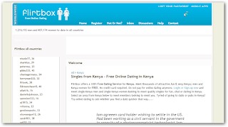New dating sites in kenya — photo 6
