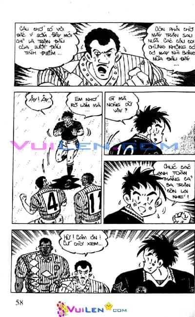 Jindodinho - Đường Dẫn Đến Khung Thành III Tập 60 page 58 Congtruyen24h