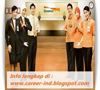 Lowongan Kerja Bank Danamon Indonesia Tbk