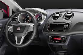 صورة توضح مقود سيارة سيات ابيزا car seat ibiza