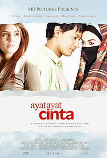 Download Film Ayat-Ayat Cinta 2008