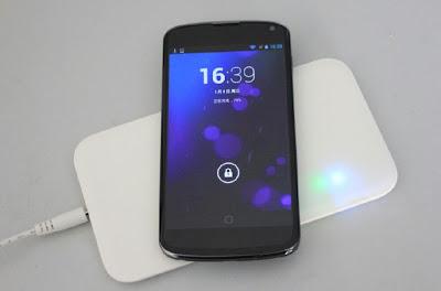 Wireless Charging - Smartphone