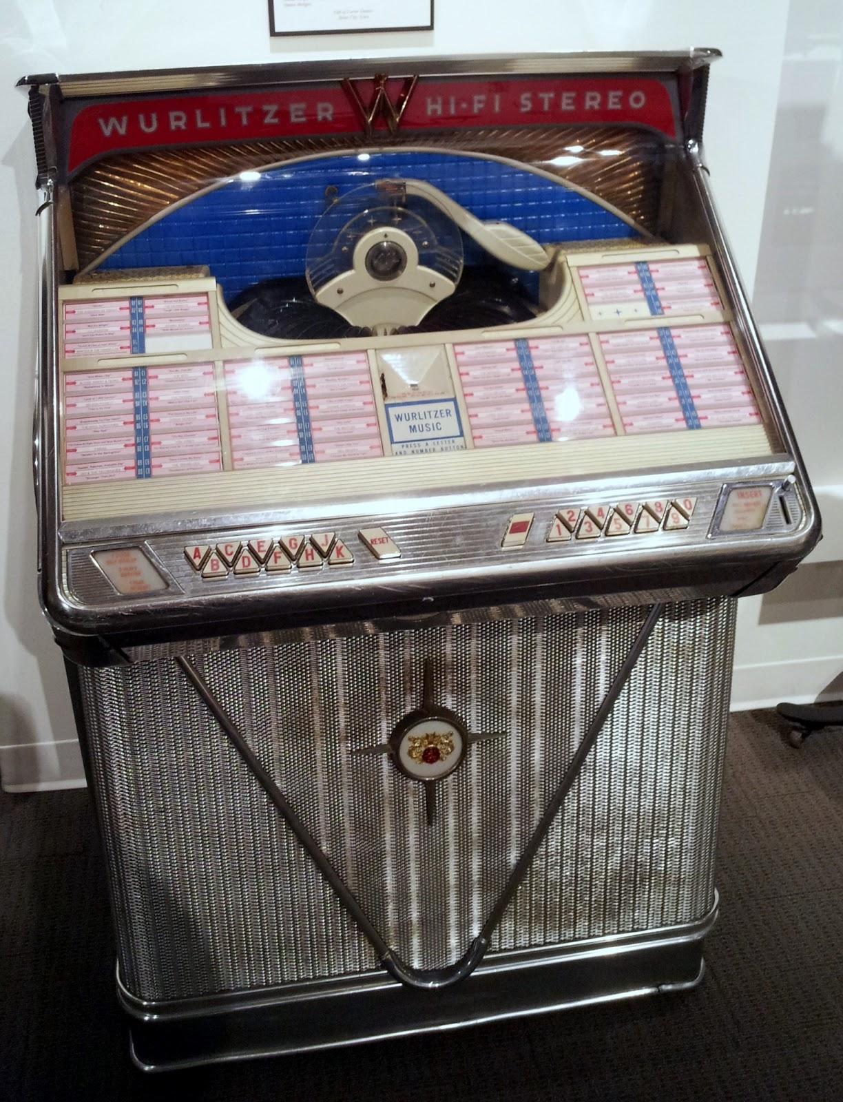 wurlitzer jukebox record labels video search engine at. Black Bedroom Furniture Sets. Home Design Ideas