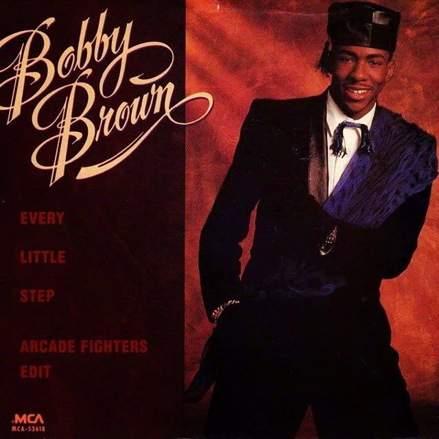Bobby Brown - Every Little Step (Arcade Fighters Edit)