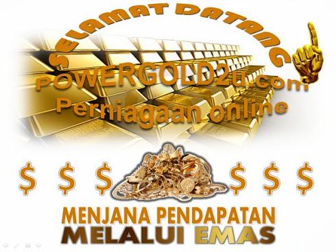 Menjana Pendapatan Dengan Emas