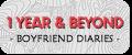 Boyfriend Diaries