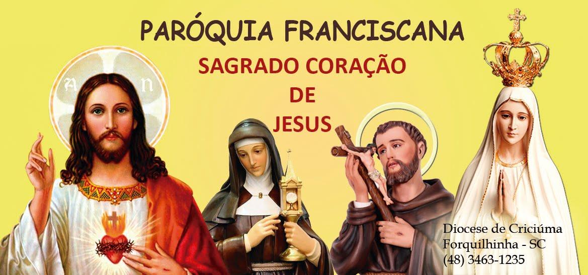 Paroquia Sagrado Coração de Jesus Forquilhinha