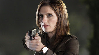 Stana Katic (Kate Beckett)
