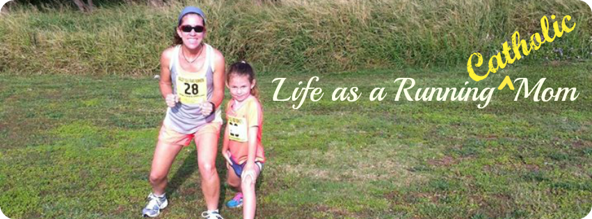 Life as a Running Mom