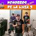 KCHORROS DE LA LINEA 3 EN VIVO EXCLUSIVA FM