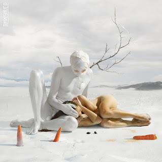 Fotografia Contemporanea Surrealista Mujeres
