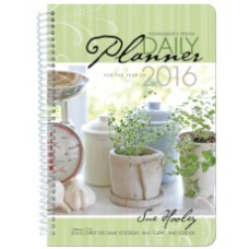 2016 Homemaker's Friend Daily Planner