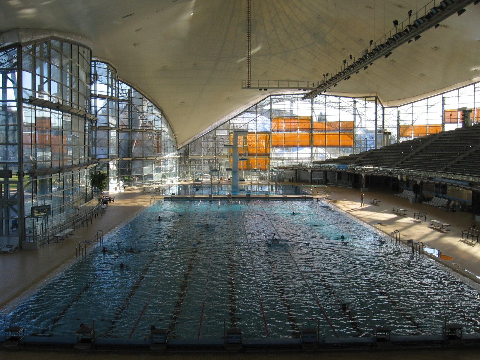 Olympic Swimming Pool 2017 munich online travel guide 2017: munich: olympic swimming pool