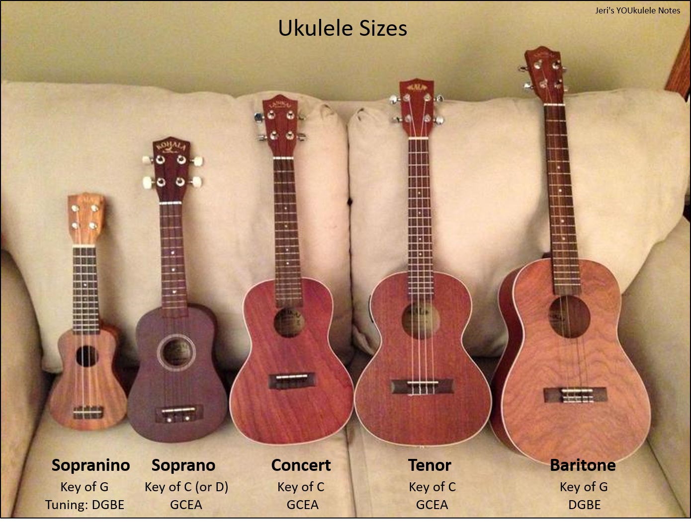 Jeris youkulele notes note the chord charts in this resource are for ukuleles that use c tuning hexwebz Choice Image