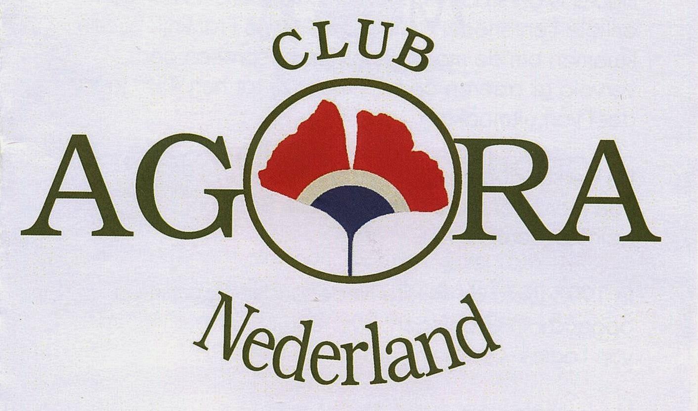 Logo Agora Club Nederland