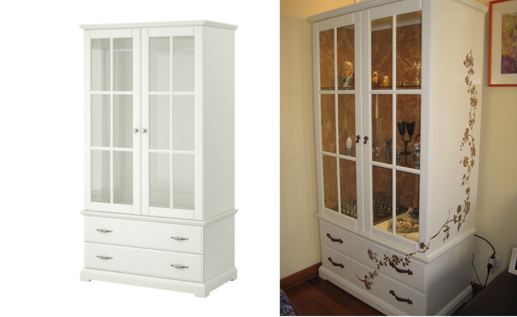 Casa de este alojamiento armario zapatero ikea vitrina - Ikea armario zapatero ...