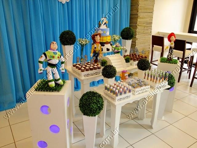 decoração de festa infantil toy story porto alegre