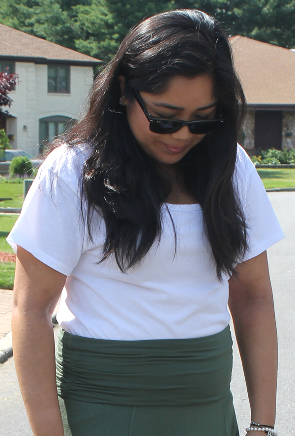 Sprinkles and Style || Casual and Simple Outfit