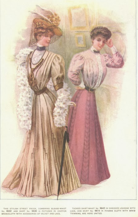 Edwardian Era Clothing