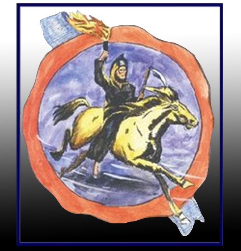 4° selo Cavalo amarelo, Life Que Liberta